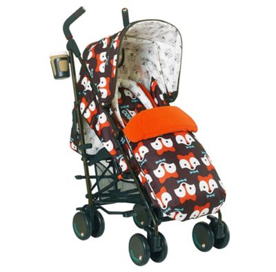 Cosatto Supa Pushchair Foxtrot