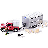 Britains 1:32 Sheep Farmer Set
