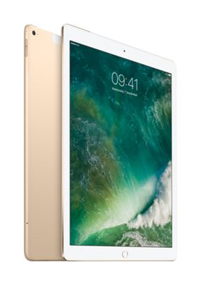 Apple iPad Pro 2017 Version 10.5 Inch with Wi-Fi and Cellular 256GB - Gold
