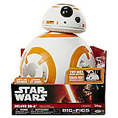Star Wars Deluxe BB8 18 Inch Big Fig