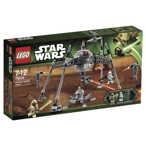 LEGO Star Wars TM Homing Spider Droid[TM] 75016