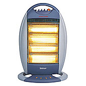 Igenix IG9516 Electric Halogen Heater with Oscillation 1.6 KW