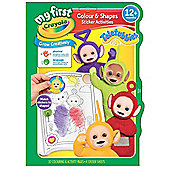 Crayola 81-2004 My First Teletubbies Colour and Shape