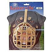 Baskerville Dog Muzzle (Size 13) - Rottweiler