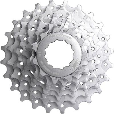 Sunrace 8-Speed 12-25T Indexed Cassette. Shimano / Sram Compatible