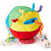 Nuby Squeak rattle and roll