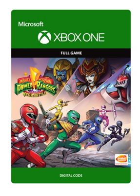 Power Rangers Mega Battle (Digital Download Code)