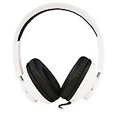 4GAMERS PRO4-60 PS4 STEREO GAMING HEADSET - WHITE