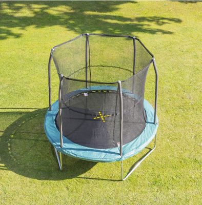 14ft bazoongi trampoline by jumpking