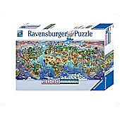 Ravensburger World Wonders Panoramic 2000pc Jigsaw puzzle