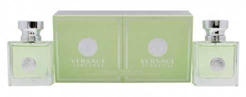 Versace Versense Gift Set 2 x 30ml EDT Spray For Women