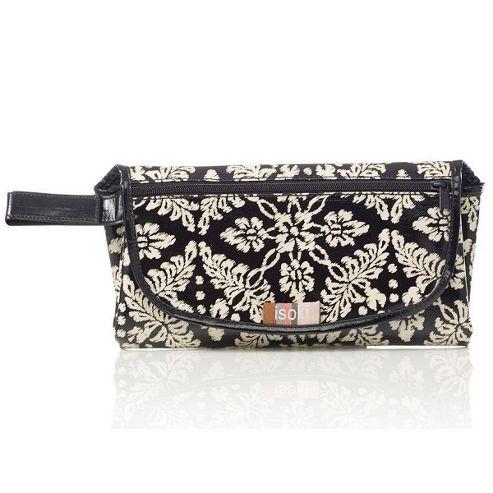Isoki Change Mat Clutch Bag Princess Ikat