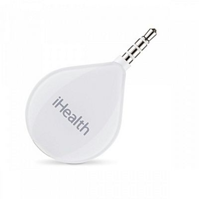 iHealth ALIGN BG1 Smart Gluco-Monitoring System and 1 Lancing Device, 10 Lancets and 1 Travel Pouch