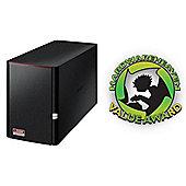 Buffalo LS520DE-EU Linkstation 520 2-Bay Consumer NAS