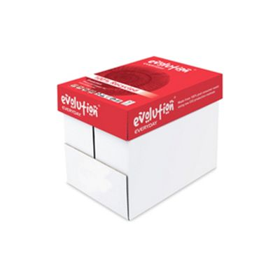 Evolution Everyday Paper A4 75gsm White Ream EVE2175 Pack of 5