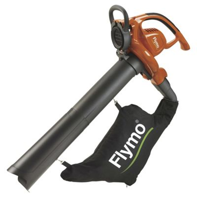 Flymo Powervac 3000W Electric Garden Blow Vac