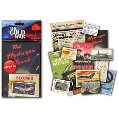 Cold War - Replica Memorabilia Pack