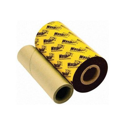 Wasp WXR Resin Ribbon 4.33 x 820 inch for WPL305, WPL608 and WPL610 Barcode Printers