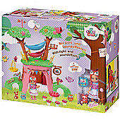 Chou Chou Mini Doll Treehouse Playset