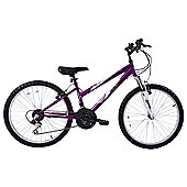 "Arden Mountaineer 24"" Wheel Front Suspension Kids MTB Bike"