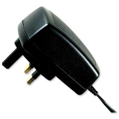 Dymo AC Adaptor (Black) for Dymo LabelPOINT 200/300/LabelMANAGER 100-300/PC/RhinoPRO5000