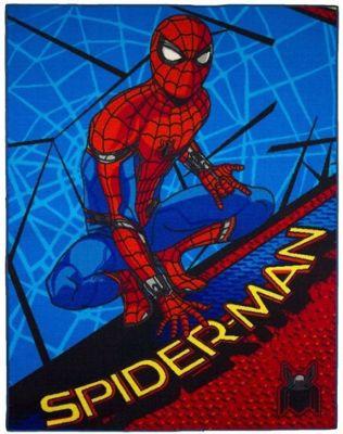 Spiderman Rectangular Rug - 95 x 133 cm