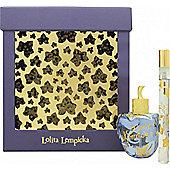 Lolita Lempicka Gift Set 50ml EDP + 7ml EDP For Women