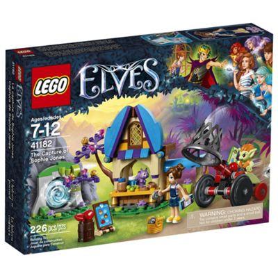 LEGO Elves The Capture Of Sophie Jones 41182