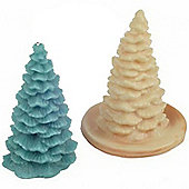 Christmas Tree Rubber Mould