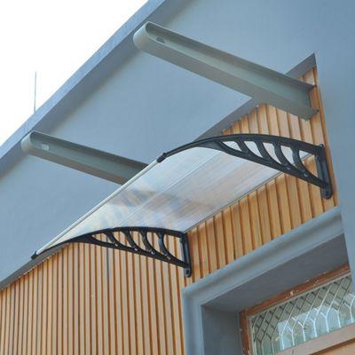 Buy Homcom Porch Awning Rain Cover Front Door Window