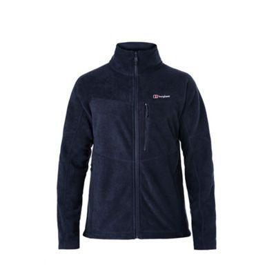 Berghaus Mens Activity 2.0 Fleece Jacket Dusk 2XL