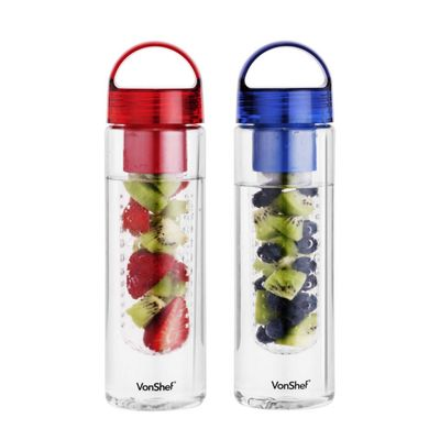 fruit of islam fruit infuser water bottle