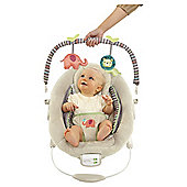 Bright Starts Comfort & Harmony Cradling Baby Bouncer, Cozy Kingdom