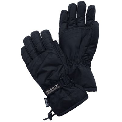 Regatta Mens Igniter Glove Black L