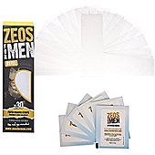 Zeos For Men Paper waxing strips and wipes Refill