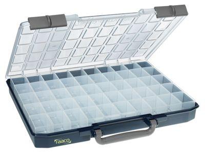 Raaco CarryLite Organiser Case 55 5x10-50 50 Inserts