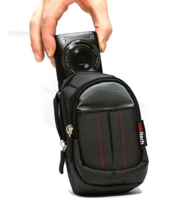 Black Camera Case For The Fuji X30 Digital Camera