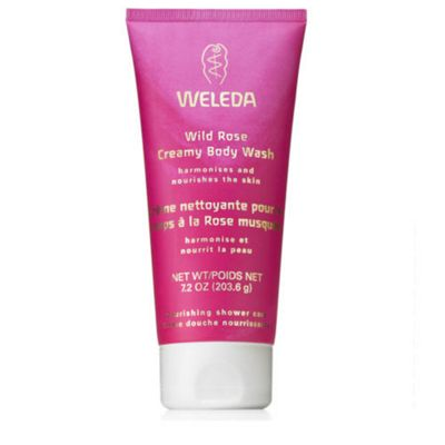 Wild Rose Creamy Body Wash