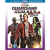 Guardians of The Galaxy Vol.1&2 Blu-ray