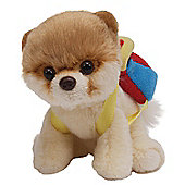 12cm Gund Itty Boo Backpack Soft Toy