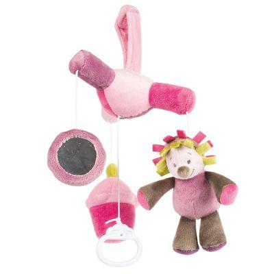 Nattou Mini Baby Cot Mobile - Manon and Alizee