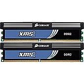 Corsair XMS2 4GB (2 x 2GB) Memory Kit PC2-6400 DDR2 240pin DIMMs