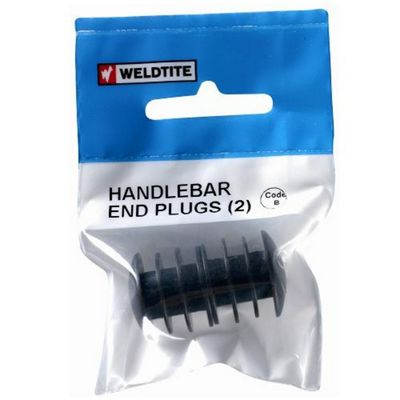 Bike Bits Handlebar Head Plugs (2)