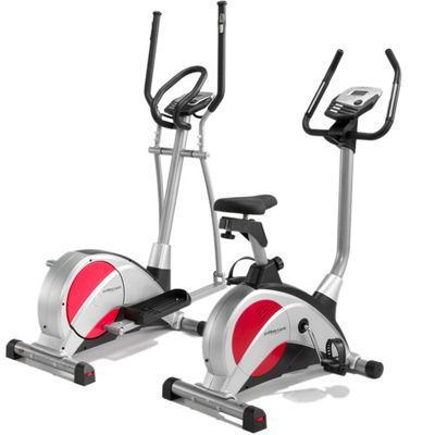 Pure Fitness & Sports Cross Trainer & Exercise Bike Package