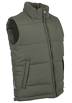 Maple Kid's Padded Gilet - Green