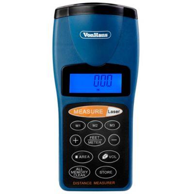 VonHaus Ultrasonic Distance Meter / Measure