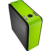 Cube Special Edition Quiet Gaming/Audio PC AMD 8 Core Processor with Geforce GTX 960 Graphics AMD FX Series Seagate 2Tb SSHD with 8Gb SSD Windows 8 Ge