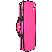 Tom and Will 4/4 Size Violin Gig Case - Pink