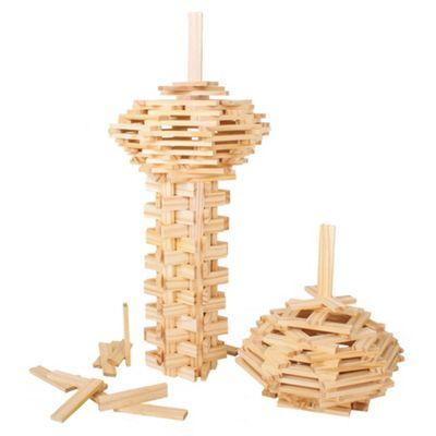 Bigjigs Toys Play Planks (Natural x 200)