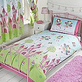 Princess is Sleeping Single Duvet Cover and Pillowcase Set